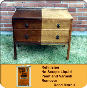 varnish remover wood